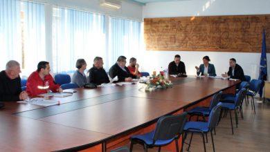 Photo of Održana sjednica Stožera civilne zaštite Grada Sinja