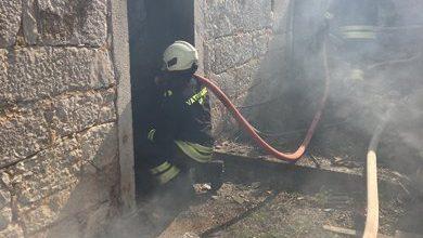 Photo of Požar u obiteljskoj kući – jedna osoba ozlijeđena