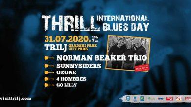 Photo of TZ Trilj organizira Thrill International Blues Day