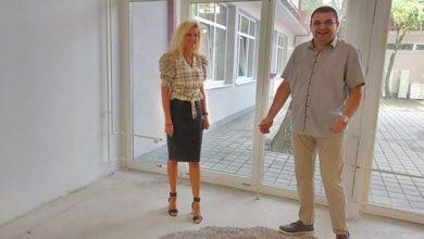 Photo of Radovi u OŠ M.Marulića u punom jeku!