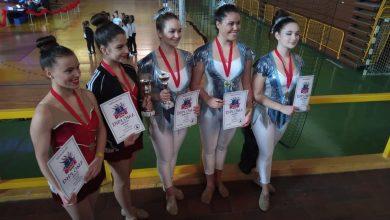 Photo of Sinjske twirlingašice osvojile su dvije zlatne i jednu brončanu medalju
