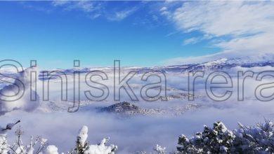 Photo of Sutra snijeg u Zagori –  past će preko 10 centimetara snijega!