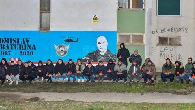 Photo of Večeras svečano otvoren mural Tomislava Baturine