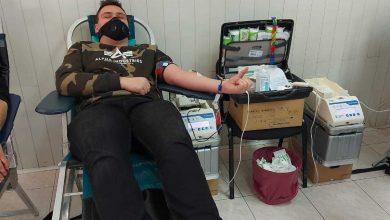 Photo of Velik odaziv darivatelja krvi pristupilo je ukupno 97 osoba