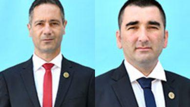 Photo of Kandidat za gradonačelnika Sinja ispred HDZ-a Igor Vidalina, za dogradonačelnika Hrvoje Markulin