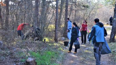 Photo of Ekološka akcija čišćenja ilegalnih odlagališta otpada Staza Gospi Sinjskoj