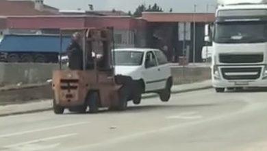 """Photo of VIDEO – U Posušju novi model """"šlepanja"""" automobila"""