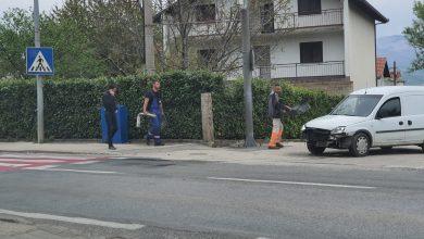 Photo of [FOTO] – Prometna nesreća u Brnazama