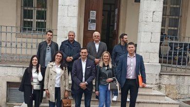 Photo of Sinjski SDP predao potpise i kandidature za gradonačelnika i gradsko vijeće