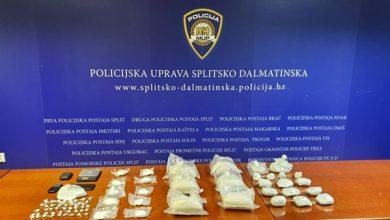 Photo of Policijski bilten SDŽ – ponađeno i oduzeto više od 4 kilograma heroina