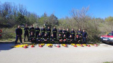 Photo of Sinjski vatrogasci obavili još jedno osposobljavanje za zvanje dobrovoljni vatrogasac
