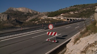 Photo of Zatvorena Brza cesta Solin-Klis zbog kvara vozila