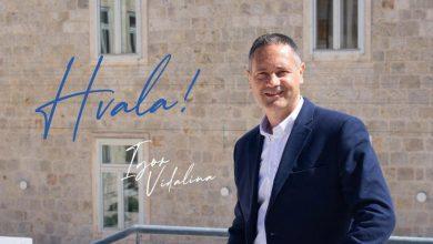 Photo of Igor Vidalina – ZAHVALA SVIMA!