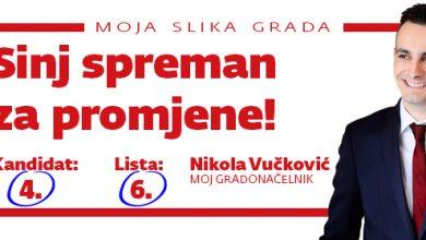 Photo of Priopćenje kandidacijske liste SDP-a za Gradsko vijeće Grada Sinja