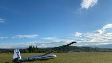 Photo of Aeroklub Sinj – obuka za pilota jedrilice