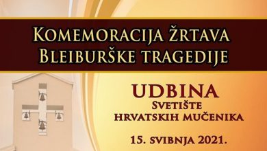 Photo of Sveta misa za žrtve Bleiburga ove godine i u Udbini