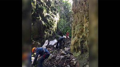 Photo of Kod Trilja akcija čišćenja dva speleološka objekta