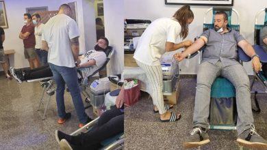 Photo of Akcija dobrovoljnog darivanja krvi u Sinju i Grabu