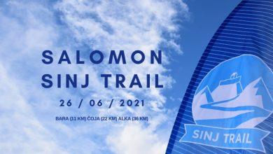 Photo of U tijeku su prijave za Salomon Sinj trail