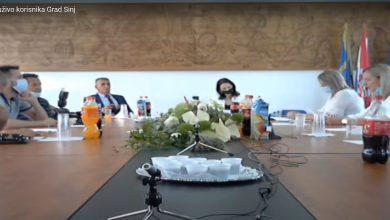 Photo of Live prijenos – Konstituirajuće sjednice Gradskog vijeća Grada Sinja