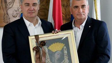 Photo of Predsjednik RH Zoran Milanović posjetio Grad Sinj