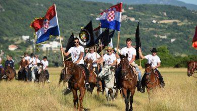Photo of Udruge maloljetnih dragovoljaca Domovinskog rata – 7. konjička karavana – Ljeto '95