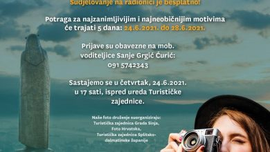 """Photo of Besplatna petodnevna fotoradionica """"Svijet u bojama"""""""