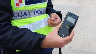 Photo of Policija – subota i nedjelja pojačani 24-satni nadzor sudionika u prometu na alkohol i droge