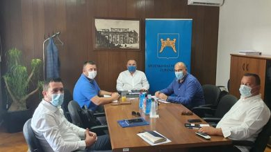 Photo of U Splitu održan sastanak načelnika stožera CZ priobalnih županija