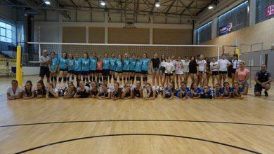 "Photo of Odbojkaški turnir ""Dani Alke i Velike Gospe 2021"" – Trogiranke ""USRIDU"""
