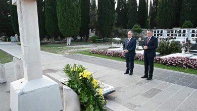 Photo of Položeni vijenci u povodu Dana Splitsko-dalmatinske županije